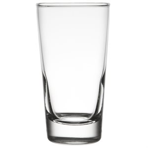 "Verre, ""Hi Ball"" Diplomate, Base Robuste, 192 ML"